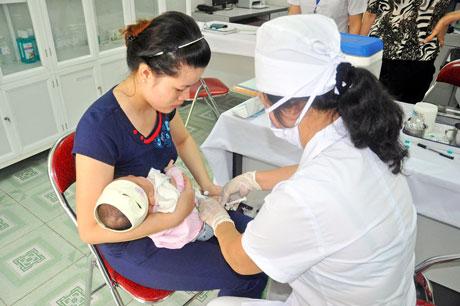Đảm bảo cung ứng vắc xin phòng bệnh phối hợp bạch hầu – ho gà – uốn ván