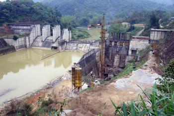 Ì ạch các dự án thủy điện