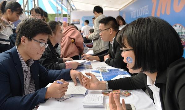 Bộ GD-ĐT thiết lập hệ thống thông tin hỗ trợ thi, tuyển sinh