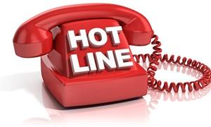 Đường dây nóng phục vụ thi và tuyển sinh 2019