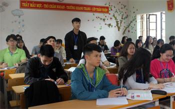Tích cực ôn tập chuẩn bị cho kỳ thi THPT Quốc gia năm 2019