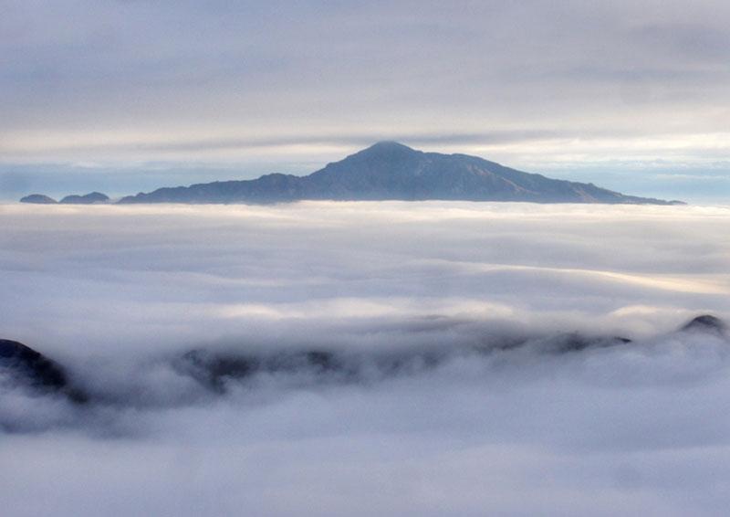 Chinh phục nóc nhà Y Tý đại ngàn, săn mây trên đỉnh Lảo Thẩn