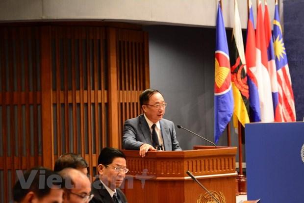 Việt Nam nêu một số kiến nghị nhằm kiềm chế tội phạm xuyên quốc gia