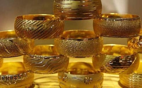 Giá vàng trong nước sáng 5/4 duy trì ở mức thấp