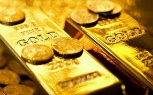 Giá vàng trong nước giảm nhẹ trong phiên giao dịch cuối tuần