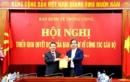 Phó Giám đốc ĐHQG Hà Nội giữ chức Phó Trưởng ban Kinh tế T.Ư