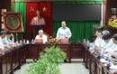 Thủ tướng làm việc với lãnh đạo tỉnh Sóc Trăng