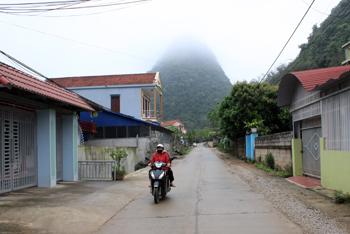 Xây dựng nông thôn mới ở Bắc Sơn: Quyết tâm bứt tốc