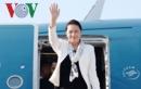 Chủ tịch Quốc hội Nguyễn Thị Kim Ngân đến Qatar tham dự IPU-140