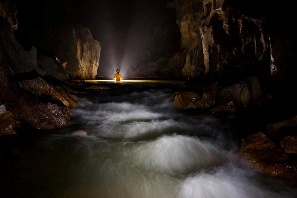 Thêm nhiều bí ẩn mới trong hang Sơn Đoòng