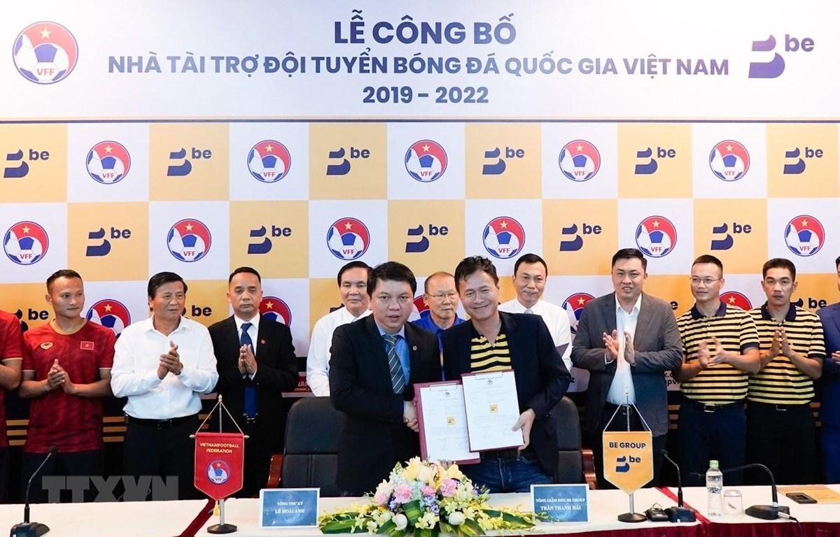 Các đội tuyển bóng đá Việt Nam được tài trợ đi lại đường bộ miễn phí