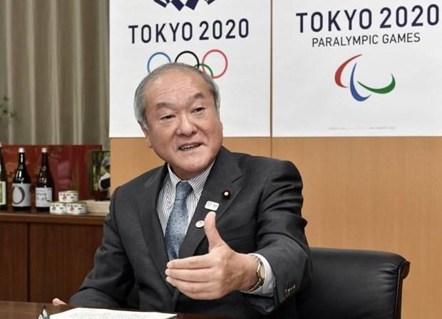 Nhật Bản bổ nhiệm ông Shunichi Suzuki làm Bộ trưởng Olympic mới