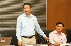 Cho thôi nhiệm vụ Đại biểu Quốc hội với ông Lê Đình Nhường