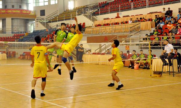 Thừa Thiên Huế đăng cai tổ chức giải vô địch Đá cầu đồng đội toàn quốc 2019
