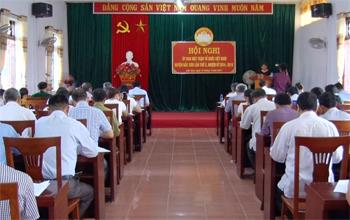 Mặt trận Tổ quốc huyện Bắc Sơn: Phát huy vai trò giám sát, phản biện xã hội