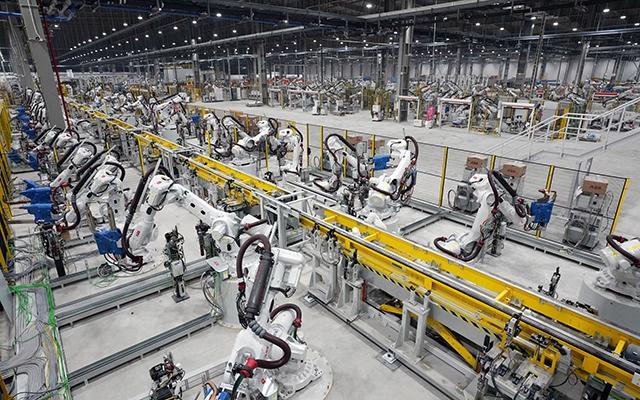 Nhà máy ô-tô Vinfast sẽ khánh thành sớm ba tháng so kế hoạch