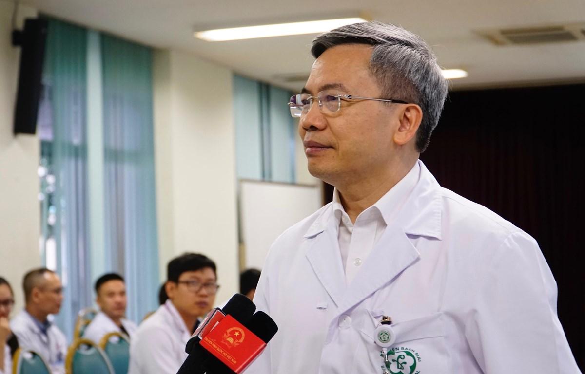 Công bố triển khai thành công nút mạch cầm máu sau sinh ở Việt Nam