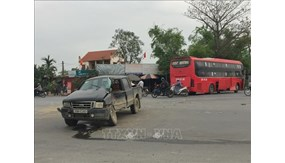 66 người chết vì tai nạn giao thông trong ba ngày nghỉ lễ