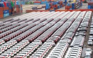 Trong tháng 3/2019 Việt Nam chi hơn 300 triệu USD để nhập khẩu ô tô
