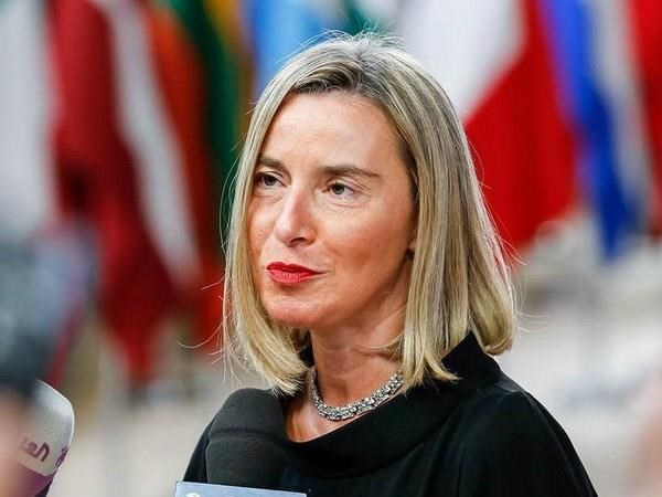 Đại diện cấp cao EU kêu gọi triển khai tàu chiến tại Địa Trung Hải
