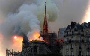 Việt Nam chia sẻ với nhân dân Pháp về vụ hoả hoạn tại Nhà thờ Đức Bà