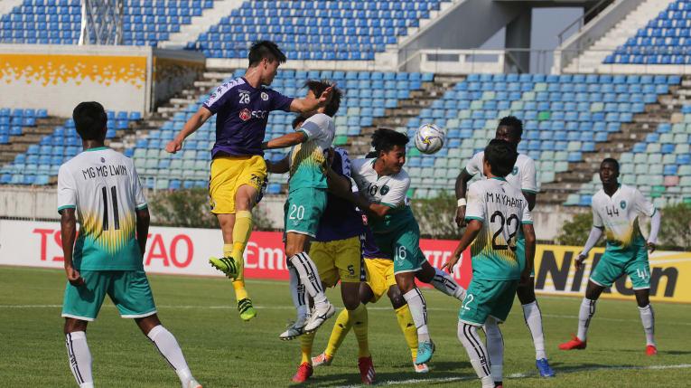 AFC Cup: Hà Nội FC vượt qua 'tai nạn'