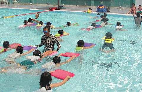 Phát động toàn dân tập bơi, phòng chống đuối nước