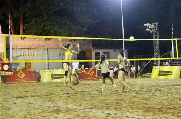 21 đội tham dự Giải bóng chuyền bãi biển nữ châu Á năm 2019