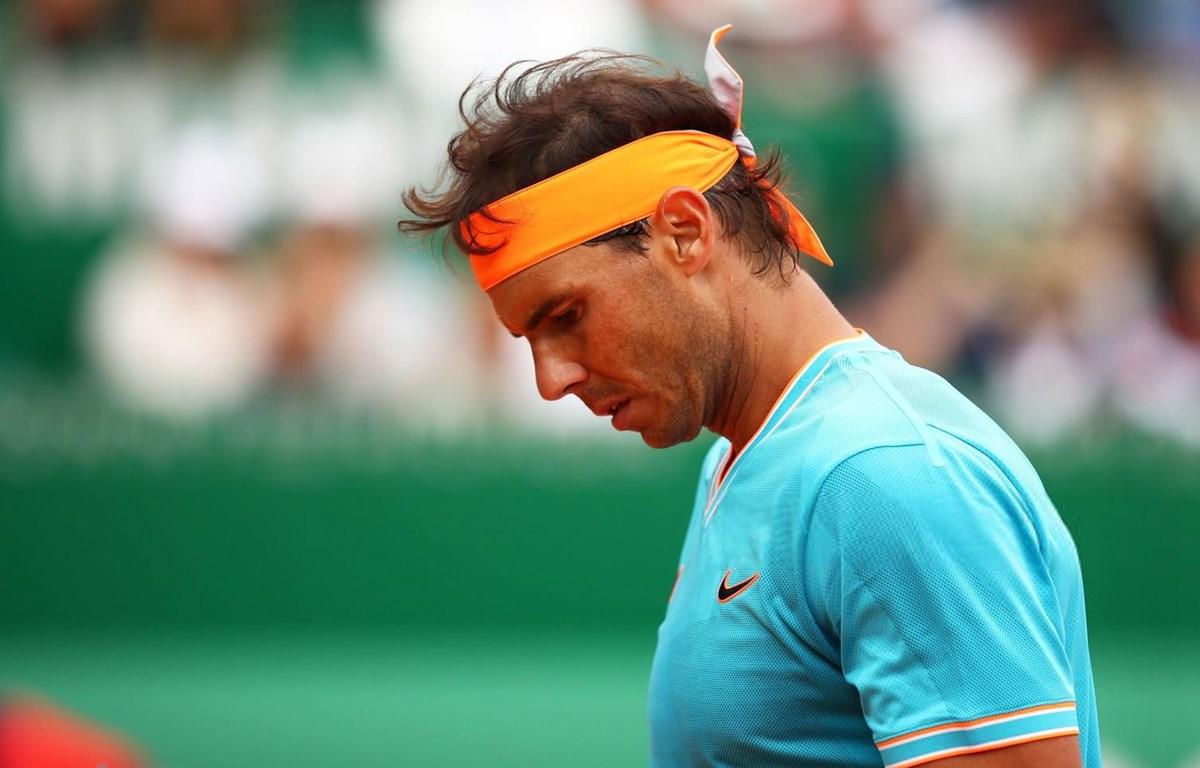 Nadal gục ngã trước ngưỡng cửa 'thiên đường' ở Monte Carlo