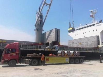 Tập đoàn Hoa Sen xuất khẩu 15 nghìn tấn tôn đi Mexico