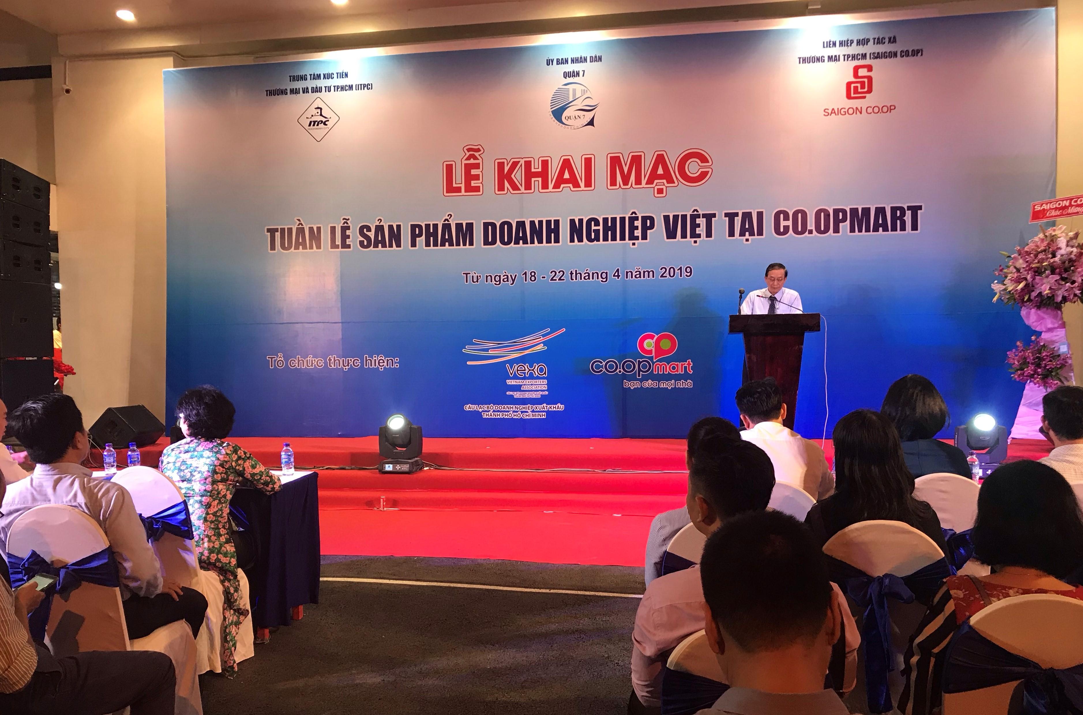 Hỗ trợ đưa hàng Việt vào hệ thống phân phối lớn