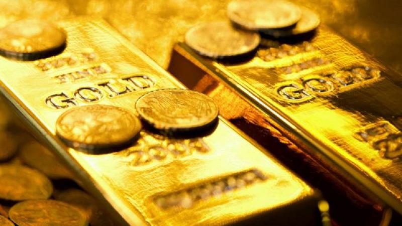 Giá vàng tăng mạnh ngay khi mở cửa phiên giao dịch