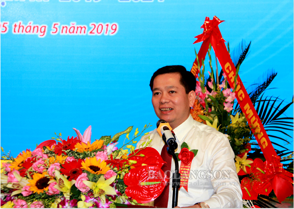 Đại hội Hội hữu nghị Việt Nam – Liên Bang Nga tỉnh Lạng Sơn nhiệm kỳ 2019-2024
