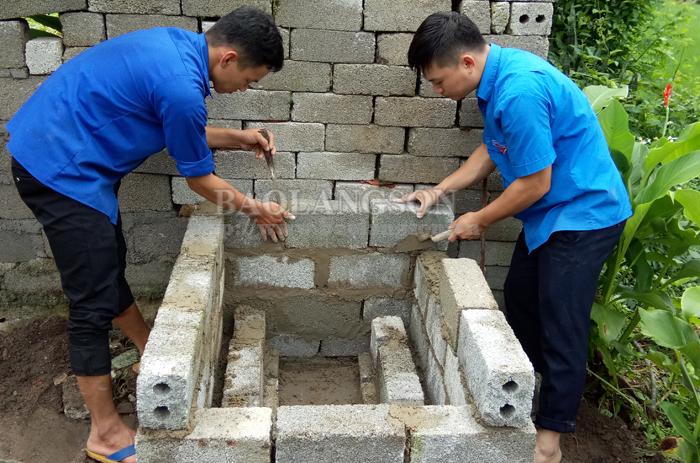 Xây dựng nông thôn mới: Nỗ lực tiêu chí môi trường