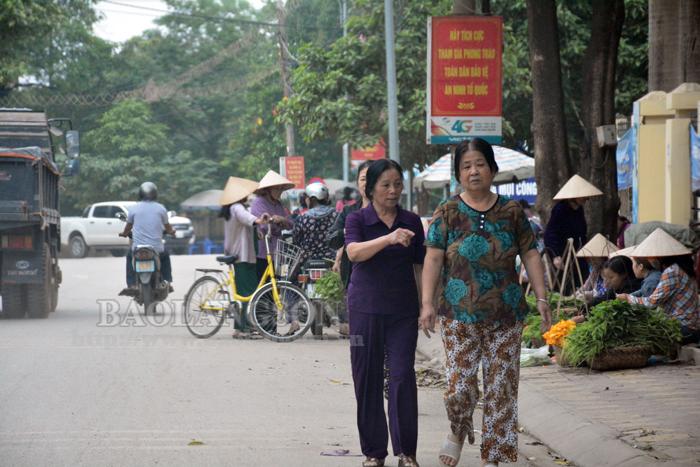 Cao Lộc: Khó xử lý vi phạm hành lang giao thông đô thị