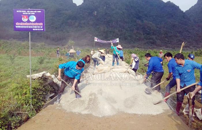 Gia Lộc: Nỗ lực đạt chuẩn nông thôn mới