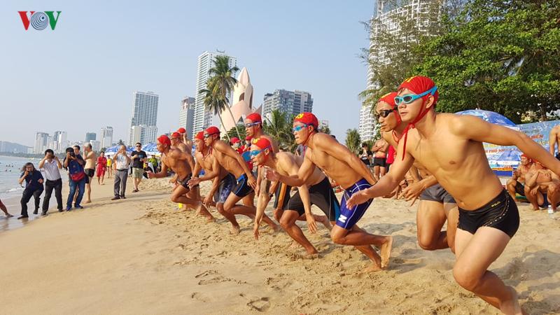 Khánh Hòa: Nhiều hoạt động thể thao hưởng ứng Festival Biển
