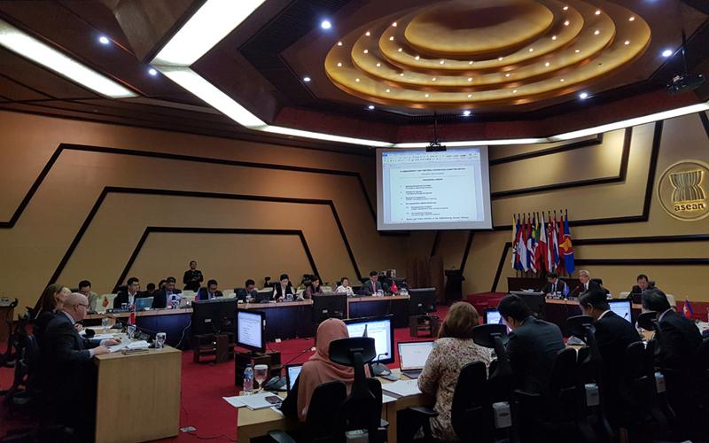 Cuộc họp lần thứ tư Ủy ban Hợp tác chung theo lĩnh vực ASEAN-Na Uy