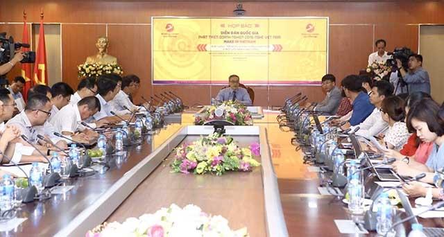 Thúc đẩy phát triển hệ sinh thái các doanh nghiệp công nghệ Việt Nam