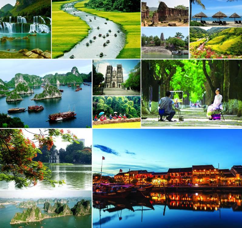 Giới thiệu du lịch Việt Nam tới thị trường Nga