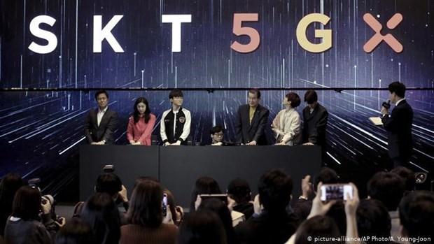 Đầu tư mạnh cho 5G, các nhà mạng Hàn Quốc đối mặt với quý 2 ảm đạm