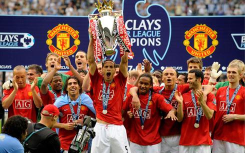 Bảng xếp hạng số lần vô địch nước Anh: Man City kém xa MU