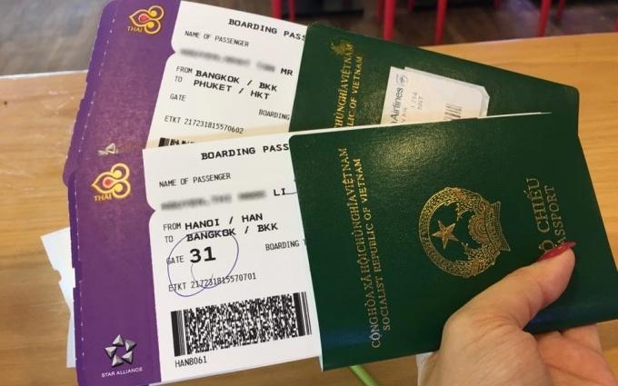 Những lưu ý quan trọng khi mất hộ chiếu
