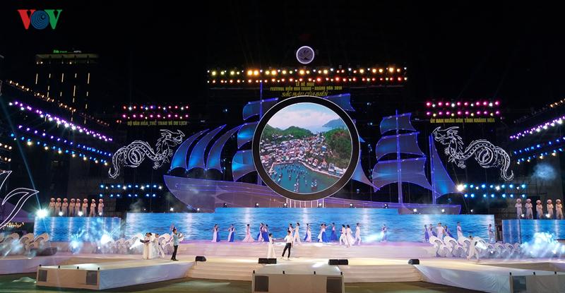Festival Biển Nha Trang 2019 đón gần 150.000 lượt khách