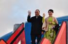 Thủ tướng lên đường thăm chính thức Liên bang Nga
