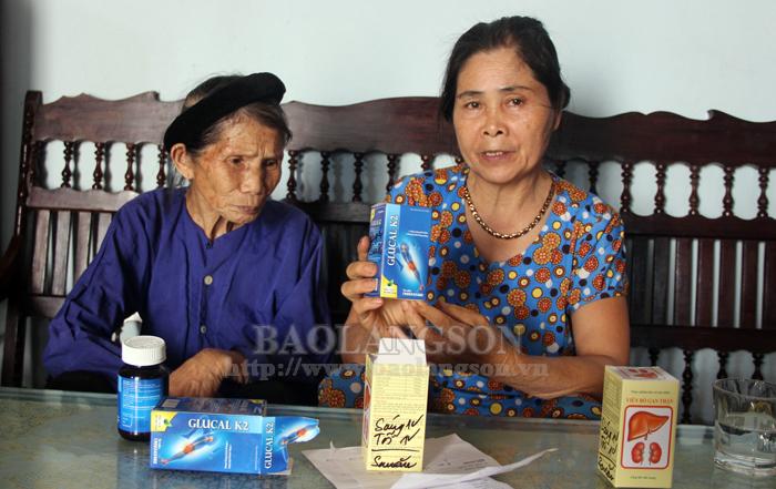 Cảnh giác trước tình trạng lợi dụng khám sức khỏe nhân đạo để bán thực phẩm chức năng