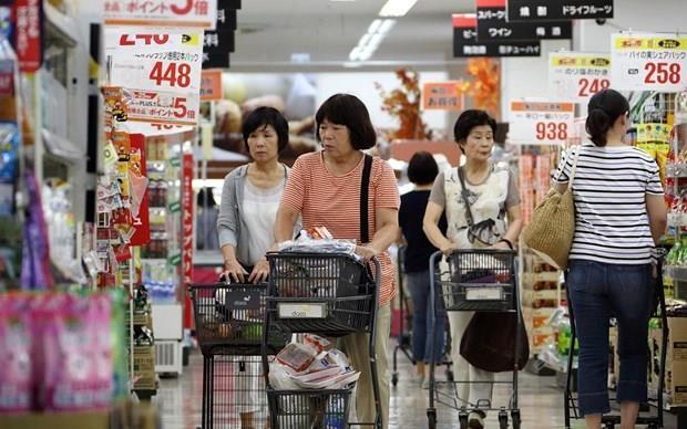 Khả năng Nhật Bản thực hiện kế hoạch tăng thuế tiêu dùng