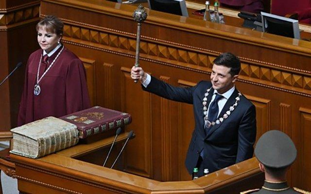 Tổng thống U-crai-na giải tán Quốc hội
