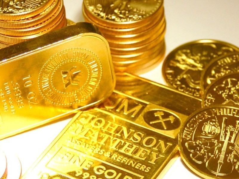 Giá vàng trong nước và thế giới đồng loạt giảm nhẹ