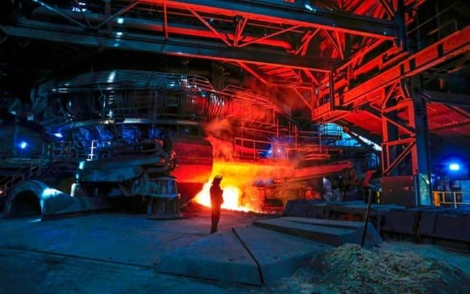 Công ty thép lớn thứ hai tại Anh đang bên bờ vực phá sản
